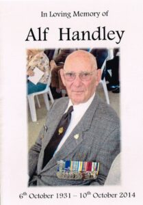 Alf Handley