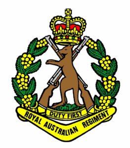 RAR Badge Colour 1