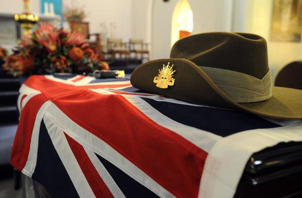 Australian Military Funeral